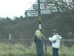 UK Lindsay and a friend need directions