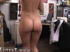 Amateur girlfriend with big tits sucks and fucks first time Card dealer