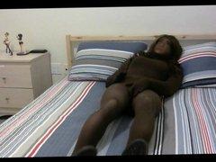 Pantyhose Zentai Encasement