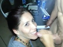 Caught Girlfriend Giving Head to a Young Stud - 888camgirls.com
