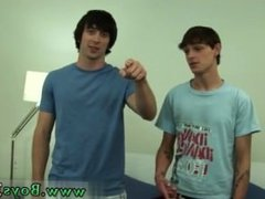 Gay twink huge creampie movie first time As a joke, Rex pretended to