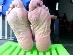 mature soles venezuelan old mother