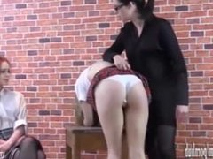 Teaching Lesbians How To Punish