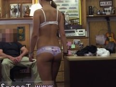 Amateur wife fucks for cash A Tip for the Waitress