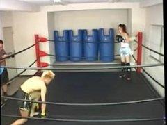 Japanese Kick Boxer Girl 2