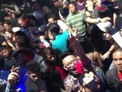 Angie Vu Ha in M1 Superclub Indonesia