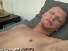 Teen boys find out the gay porn first time Justin resumes to spit that