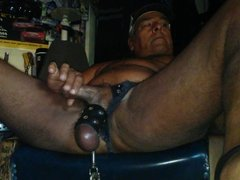 hanging and jacking