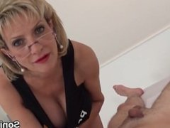 Unfaithful british mature lady sonia presents her heavy titties