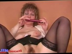 Russian mom get very horny 03