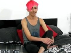 Soccer socks gay porn Hot new model Leo Quin returns this week in a