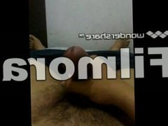 Videos of random man jerking showing DICK shared on KIK