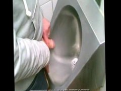daddy urinal spycam and wanking