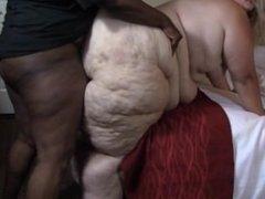 Enormous SSBBW booty
