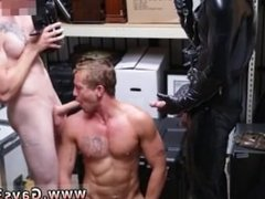 Violent gay sex fetish movies Dungeon tormentor with a gimp