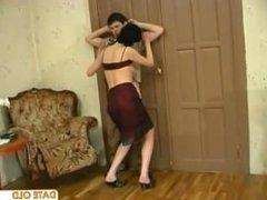 Russian Mature Ladies Going Wild 06