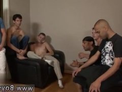 Guys cumming in my open hole gay porn Jamie Gets Brutally Barebacked