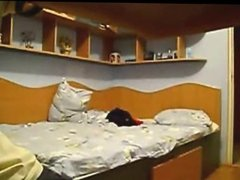 Hidden cam recorded a prostitute fuck