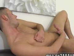 Gay porn movies of guys cumming on pussy Czech lad Daley gets naked, then