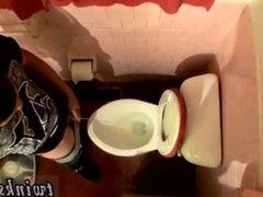 Big dicked uncut boys gay first time Voyeurs enjoy our bathroom urinating