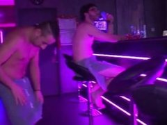 GANGBANG IN A FRENCH CLUB WWW.SEXY-AMAT