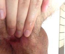 Finger my ass