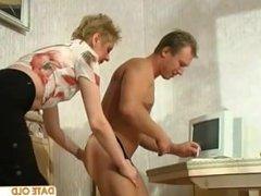 Ukrainian horny wife gets fucked 01