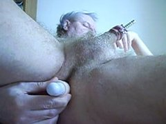 DP with a silicone probe & 9mm sound