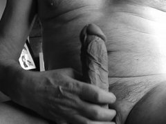 Fun in black and white ...