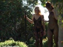 Carli Banks and Karlie Montana