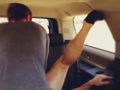 Back seat fuck