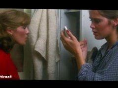 Jamie Lee Curtis, Mary Beth Rubens in Prom Night (1980)
