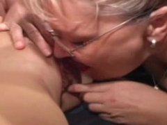 Lesbian Mature Wants to Teach