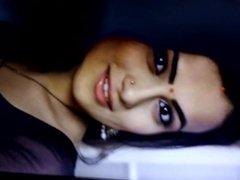 cum tribute to tv actress Radhika Madan