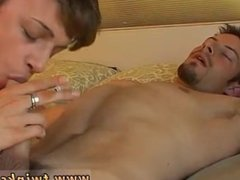 Old men drink cum gay first time Mike Roberts Pounds Ayden!
