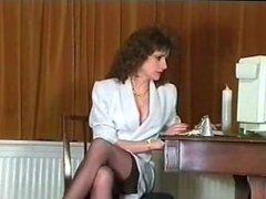 Gill Ellis Young (pre Lady Sonia) secretary strip (1980s?)