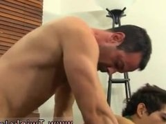 Sweet model boys gay sex videos Mike ties up and blindfolds the young