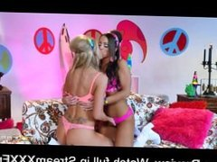 Abigail Mac,Jessa Rhodes - The Ballad of Johnny Nathan Part 1 -Hot And Mean