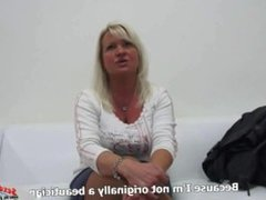 European MILF on the Couch 36,pov