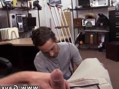 Hole cumshot movies gay first time Dude moans like a lady!