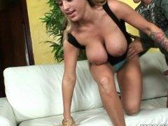 Memphis Monroe Sexy Bang Scene