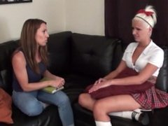 Nikki & Dacy Feet JOI (FULL VIDEO HD)