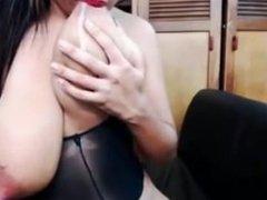 milky long nipples