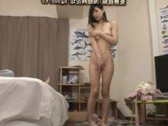 Japan girl - feeding my beautiful toliet ~ 3