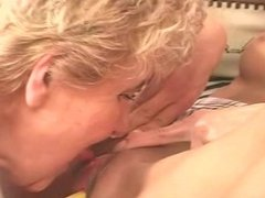 Photographer Guides Mom and Teen Through Lesbian Sex 2