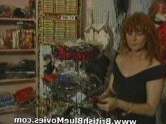 Lynn Armitage - British Vitnage Hardcore Anal Sex