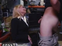 Big tit doctor helps patient Hot Milf Banged At The PawnSHop