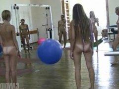 Teen Nudist Workout №01-13 kollaider2009
