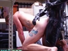 Banana guide gay cumshots first time Dungeon sir with a gimp