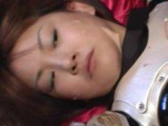 Psychic Agent - Alien Puppets. Ruka Uehara and Yuka Haneda